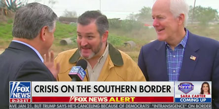 Sen.Ted Cruz Mocks Schumer, Pelosi Rebuttal Speech — 'That Thing Looks Like A Hostage Video'