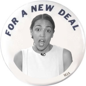 AOC Relaunches the Green New Deal
