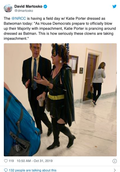 Katie Porter(D-CA)'s Removal from Financial Services Committee Highlights Widening Intra-Democrat Rift – IOTW Report