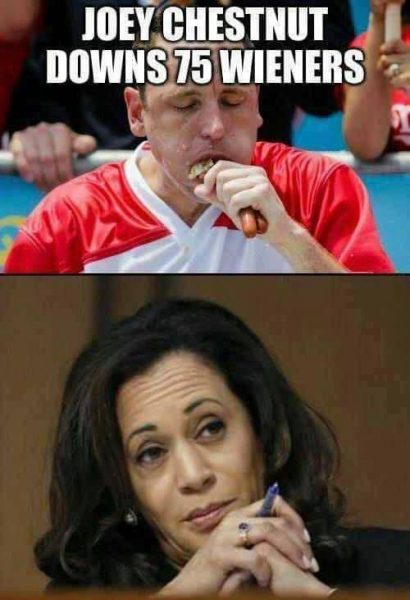 Joey Chestnut breaks his own record, chows down 76 hot dogs to claim annual contest – IOTW Report