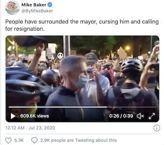 Portland Rioters 'Catatonic with hate' - IOTW Report