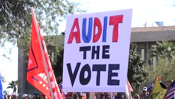 Lawmakers in AZ, PA and MI are working to uncover evidence of voting fraud during the November elections