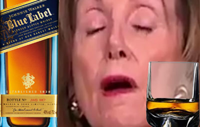 Pelosi must be hitting the cooking sherry