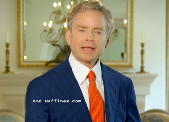Former State Sen. Don Huffines On Why He's Challenging Gov. Abbott In 2022 Primary – IOTW Report