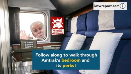 Amtrak makes .3B investment in new trains from Siemens – IOTW Report